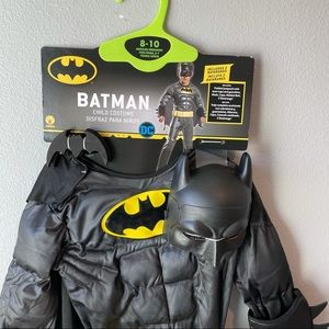 Batman DC Comics Costume Mask Belt Accesories